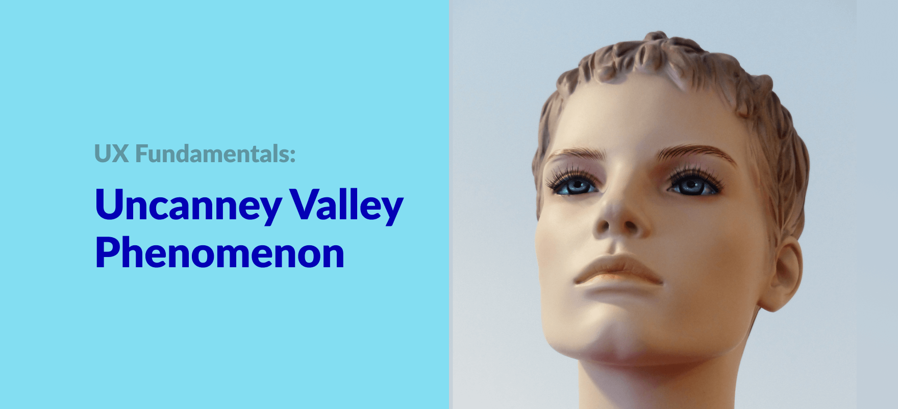 uncanny valley phenomenon article banner