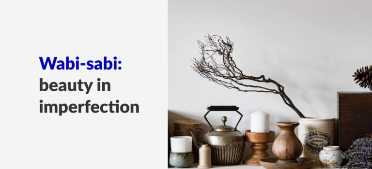 wabi-sabi: beauty in imperfection article banner